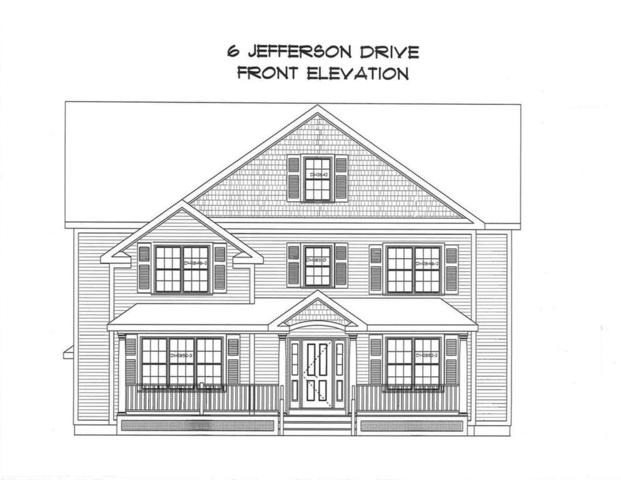 6 Jefferson Drive #6, Lexington, MA 02421 (MLS #72469824) :: Lauren Holleran & Team