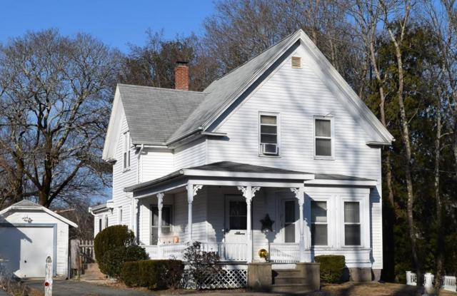 117 Washington St, Easton, MA 02356 (MLS #72470035) :: Westcott Properties