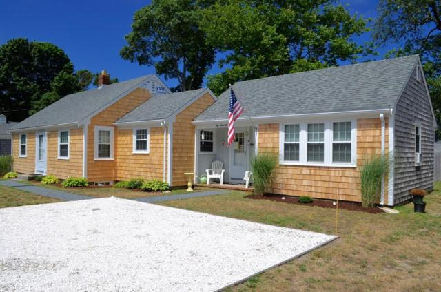279 Wood Road, Yarmouth, MA 02664 (MLS #72470089) :: Apple Country Team of Keller Williams Realty