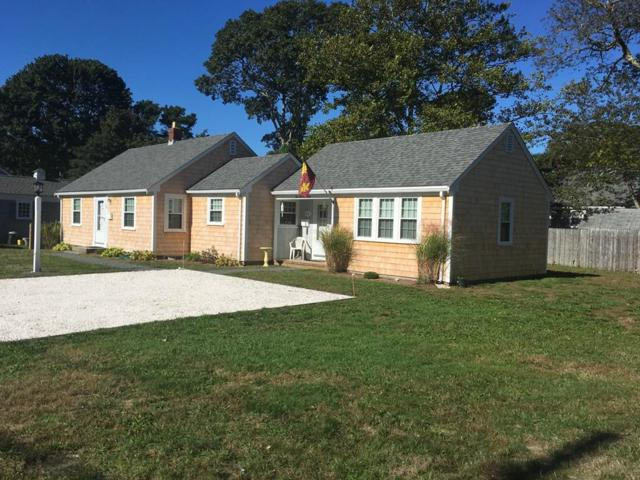 279 Wood Road, Yarmouth, MA 02664 (MLS #72470095) :: Apple Country Team of Keller Williams Realty