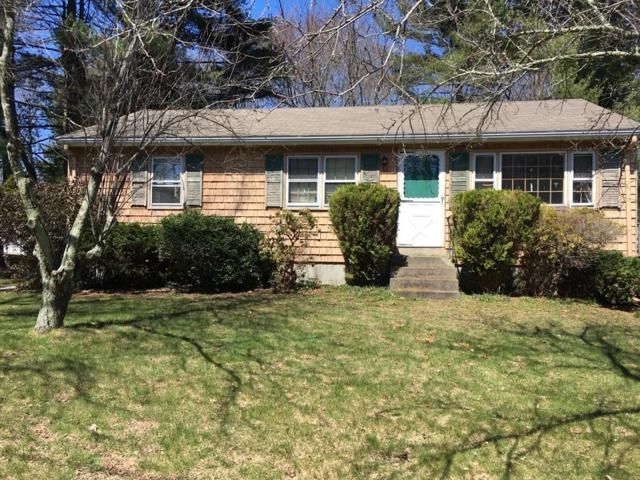 66 Hopkins Dr, Whitman, MA 02382 (MLS #72470189) :: Mission Realty Advisors