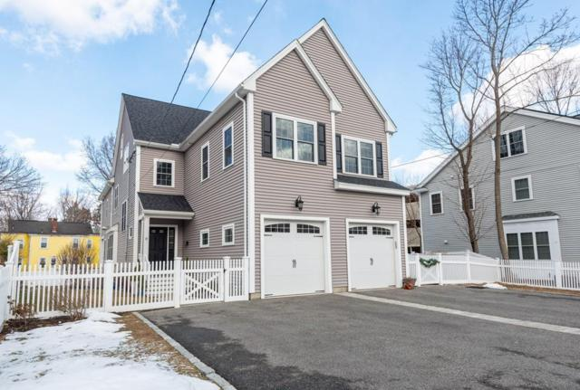 19 Salem Street #19, Winchester, MA 01890 (MLS #72470192) :: Mission Realty Advisors