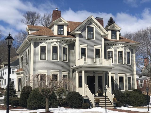 633 Washington St #633, Wellesley, MA 02482 (MLS #72470315) :: Westcott Properties