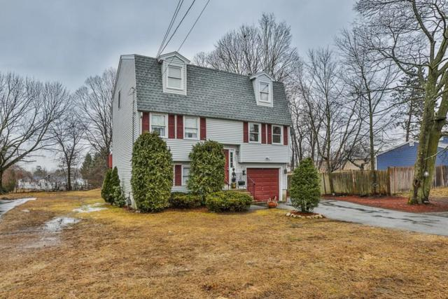 192 Lowell St, Methuen, MA 01844 (MLS #72470381) :: Exit Realty