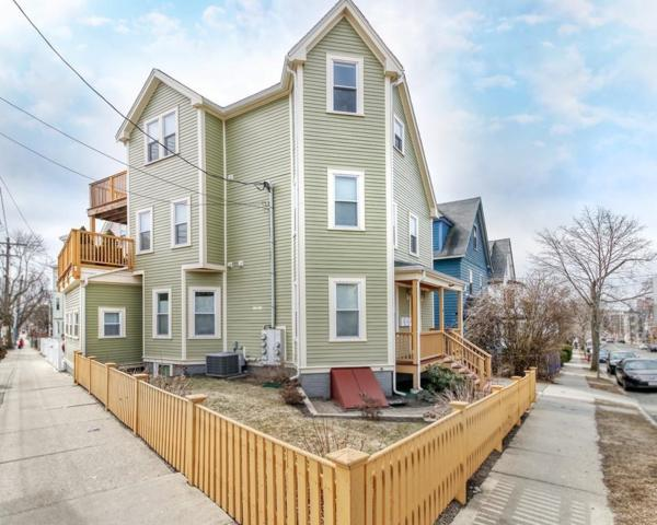 4 Cameron Avenue #2, Somerville, MA 02144 (MLS #72470438) :: Team Patti Brainard