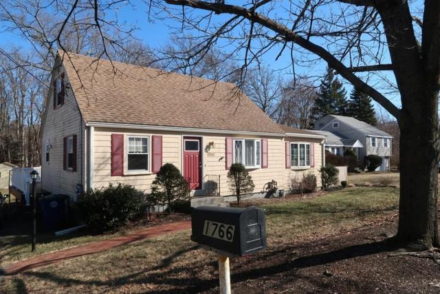 1766 Liberty St, Braintree, MA 02184 (MLS #72470512) :: Trust Realty One