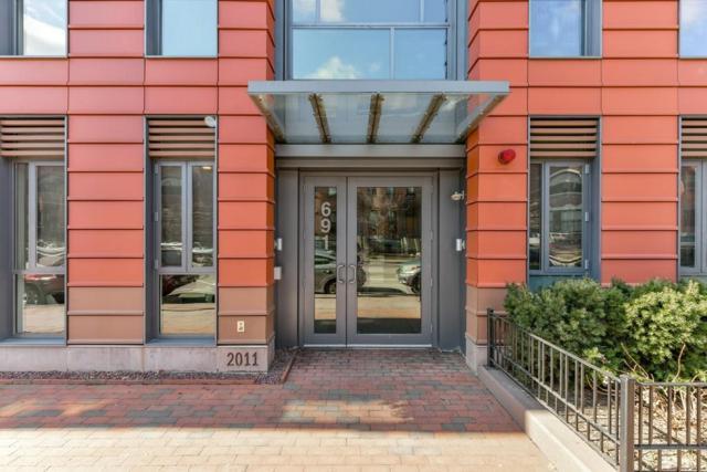 691 Massachusetts Ave #204, Boston, MA 02118 (MLS #72470611) :: The Gillach Group