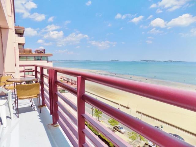 350 Revere Beach Blvd 9M, Revere, MA 02151 (MLS #72470783) :: Exit Realty