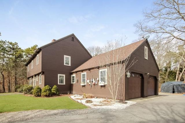 15 Weeks Pond Dr, Sandwich, MA 02644 (MLS #72471074) :: Exit Realty
