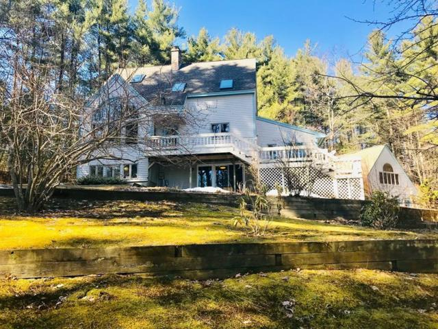 108 Old Mountain Rd, Leverett, MA 01054 (MLS #72471099) :: Apple Country Team of Keller Williams Realty