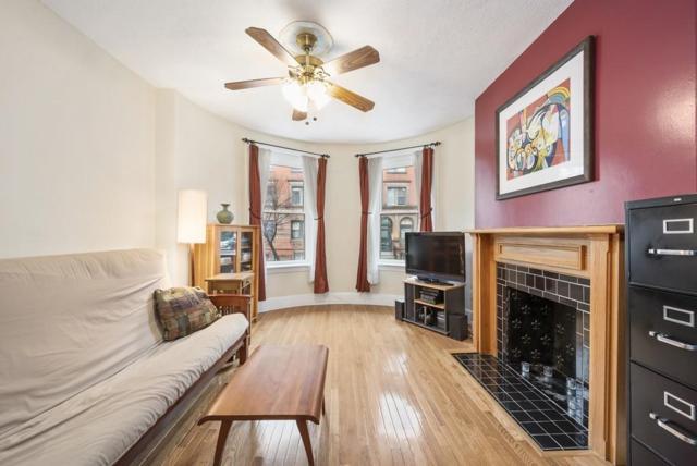 128 Hemenway Street #102, Boston, MA 02115 (MLS #72471463) :: Charlesgate Realty Group
