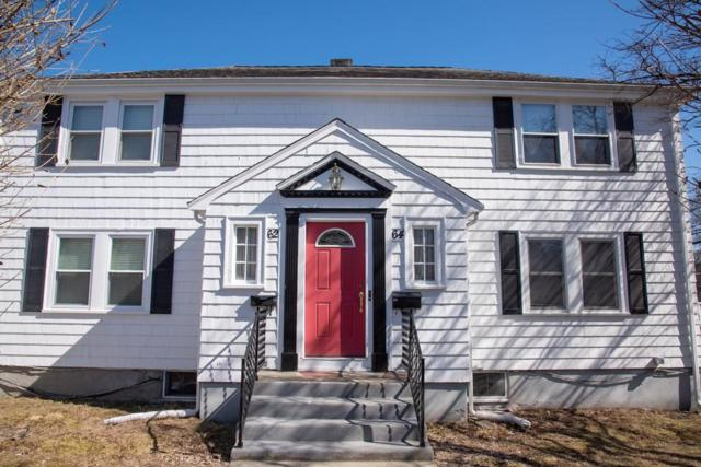 64 Rowe St B, Newton, MA 02466 (MLS #72471492) :: Mission Realty Advisors