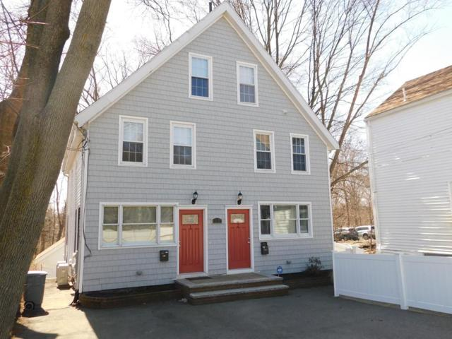 198 School Street #1, Quincy, MA 02169 (MLS #72472657) :: Compass Massachusetts LLC