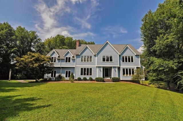 141 Mitchell Road, Holliston, MA 01746 (MLS #72472806) :: Apple Country Team of Keller Williams Realty