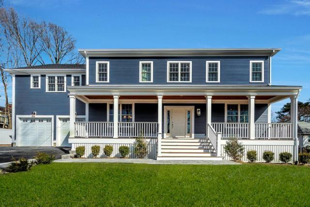 60 Bridge Street, Needham, MA 02494 (MLS #72472971) :: Primary National Residential Brokerage