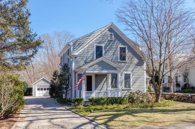 63 Pleasant St, Marion, MA 02738 (MLS #72473031) :: Apple Country Team of Keller Williams Realty