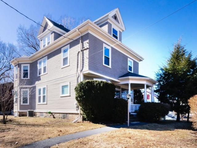 299 Central Ave., Dedham, MA 02026 (MLS #72473350) :: Apple Country Team of Keller Williams Realty