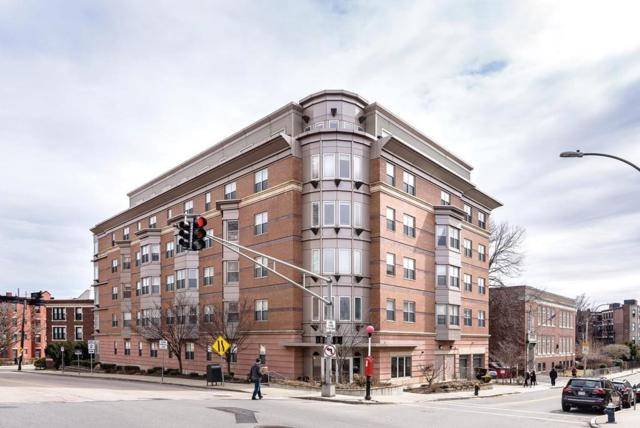 120 Mountfort St #302, Boston, MA 02215 (MLS #72474085) :: Compass Massachusetts LLC