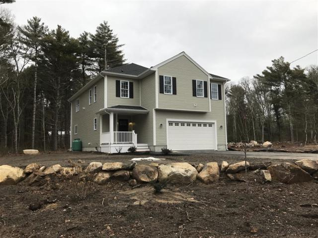 172 Rockland St, Dartmouth, MA 02748 (MLS #72474124) :: Trust Realty One