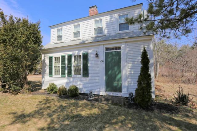 496 Route 6A, Yarmouth, MA 02675 (MLS #72474604) :: Apple Country Team of Keller Williams Realty