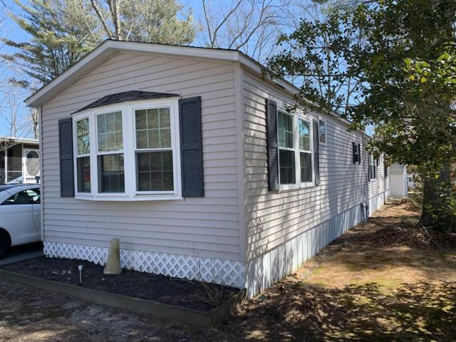 164 Pineview Terrace, Wareham, MA 02571 (MLS #72474678) :: Exit Realty