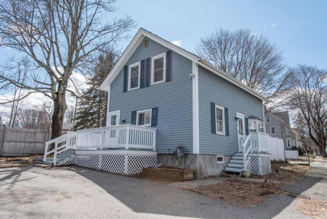 14 2Nd St, North Andover, MA 01845 (MLS #72474775) :: Compass Massachusetts LLC