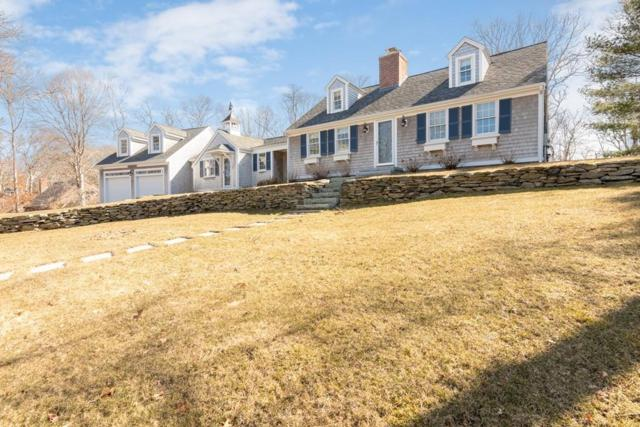 418 Sippewissett, Falmouth, MA 02540 (MLS #72474917) :: Primary National Residential Brokerage