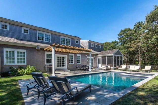 6 Nora's Lane, Edgartown, MA 02539 (MLS #72475065) :: RE/MAX Vantage