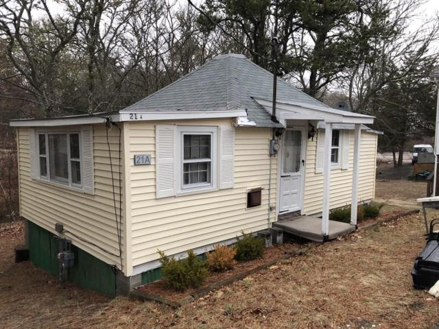 21A Thompson Rd 21A, Bourne, MA 02532 (MLS #72475155) :: Primary National Residential Brokerage