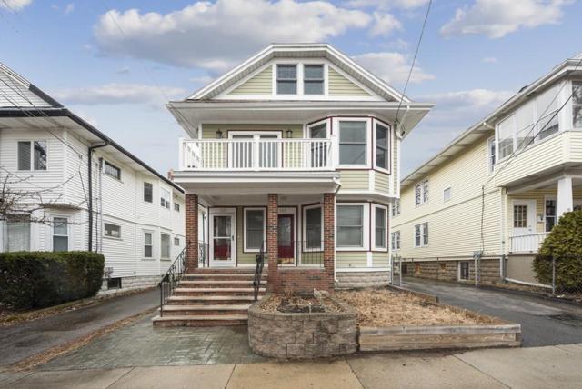 125 West Adams Street #125, Somerville, MA 02144 (MLS #72475445) :: Welchman Real Estate Group | Keller Williams Luxury International Division