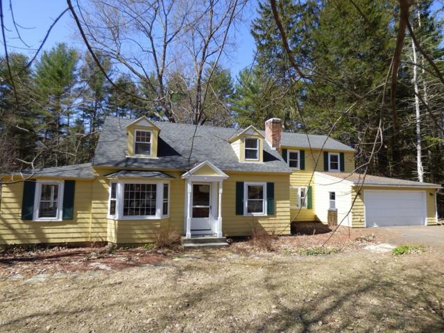 87 Shutesbury Road, Leverett, MA 01054 (MLS #72475654) :: Apple Country Team of Keller Williams Realty