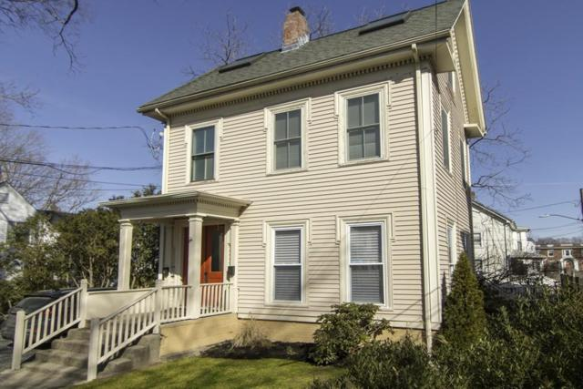 19 Carleton St #2, Newton, MA 02458 (MLS #72475711) :: Primary National Residential Brokerage