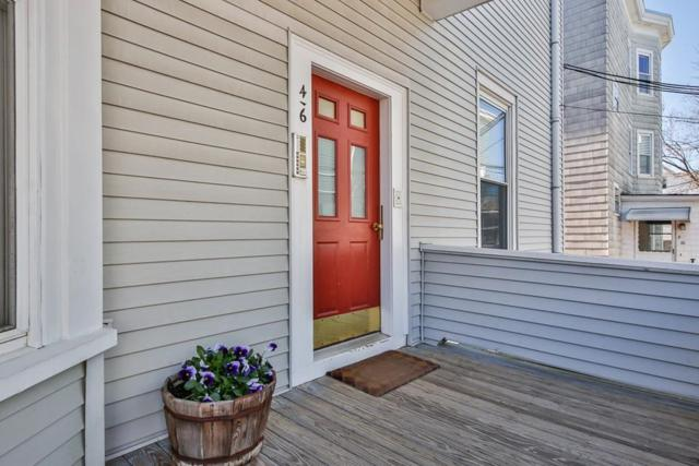 6 Gilson Terrace #3, Somerville, MA 02143 (MLS #72475812) :: Primary National Residential Brokerage