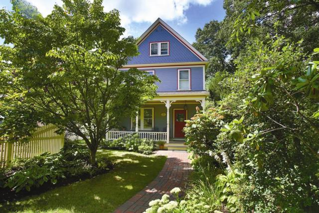 61 Bowdoin St, Newton, MA 02461 (MLS #72475993) :: Vanguard Realty