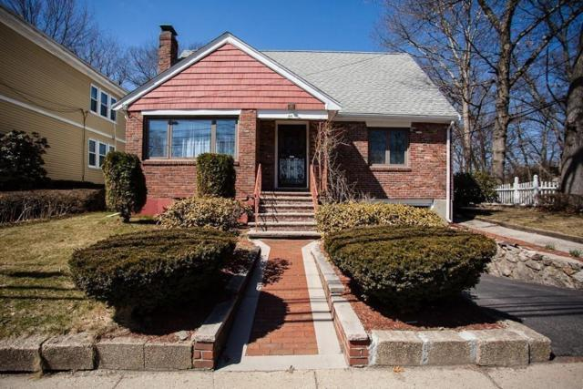 85 Woodhaven St, Boston, MA 02126 (MLS #72476187) :: Apple Country Team of Keller Williams Realty