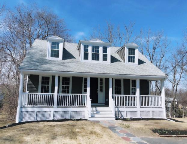 15 Ward St, Woburn, MA 01801 (MLS #72476384) :: Primary National Residential Brokerage