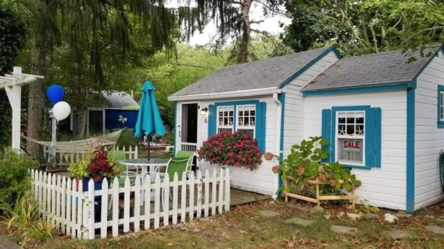 258 Old Wharf Road #16, Dennis, MA 02639 (MLS #72476586) :: Trust Realty One