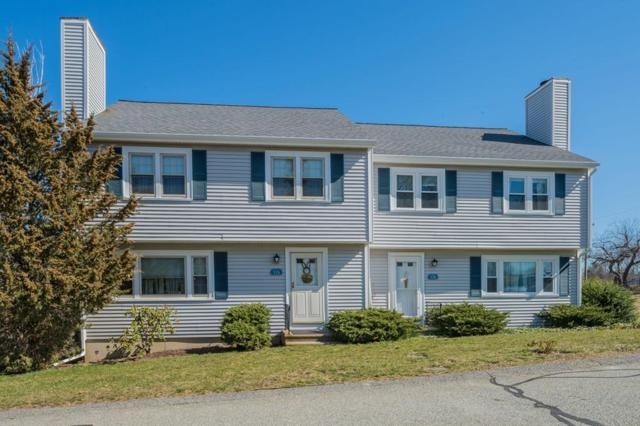 57 Stafford St A, Plymouth, MA 02360 (MLS #72476919) :: Apple Country Team of Keller Williams Realty