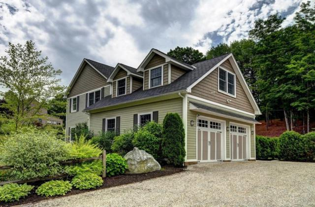 8 Castle Hill Rd., Stockbridge, MA 01262 (MLS #72477153) :: The Muncey Group