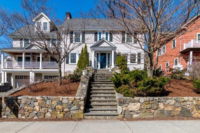 501 Lowell Avenue #501, Newton, MA 02460 (MLS #72477492) :: Primary National Residential Brokerage