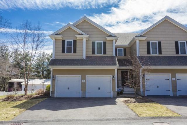 2 Talcott Rd #2, Easton, MA 02356 (MLS #72478097) :: Apple Country Team of Keller Williams Realty