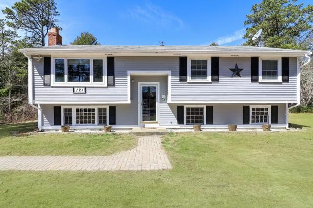 121 Bourne Rd, Plymouth, MA 02360 (MLS #72478330) :: Anytime Realty