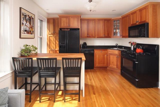 114 Brook St #3, Brookline, MA 02445 (MLS #72478346) :: Primary National Residential Brokerage
