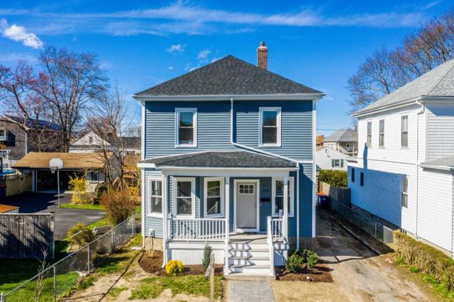 393 Wood Street, New Bedford, MA 02745 (MLS #72478616) :: Primary National Residential Brokerage