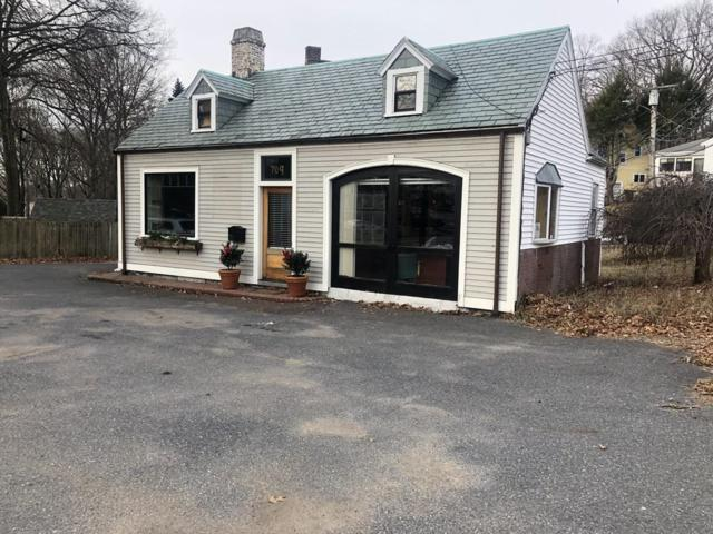 709 Vfw Pkwy, Boston, MA 02132 (MLS #72479024) :: Westcott Properties
