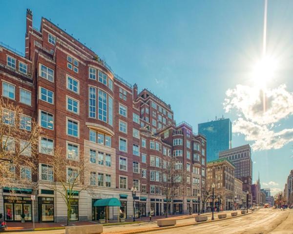 300 Boylston #603, Boston, MA 02116 (MLS #72479055) :: The Gillach Group
