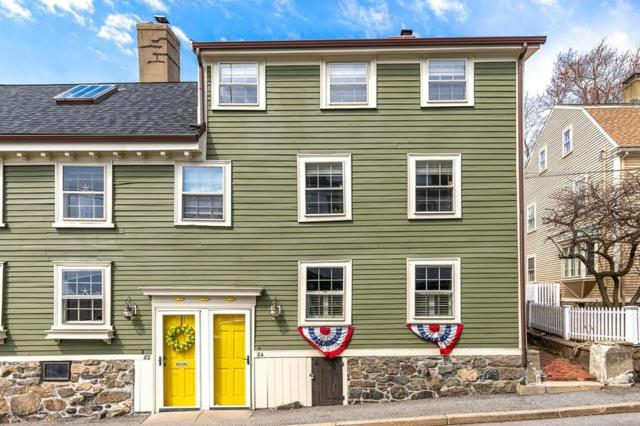 84 Front Street #1, Marblehead, MA 01945 (MLS #72479274) :: Charlesgate Realty Group