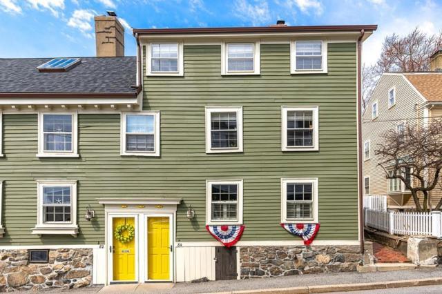 84 Front Street #1, Marblehead, MA 01945 (MLS #72479274) :: Compass Massachusetts LLC