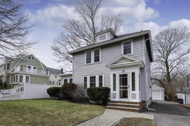58 Parklawn Road, Boston, MA 02132 (MLS #72479392) :: Charlesgate Realty Group