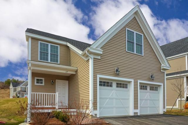 27 Longview Cir #27, Ayer, MA 01432 (MLS #72479602) :: Primary National Residential Brokerage